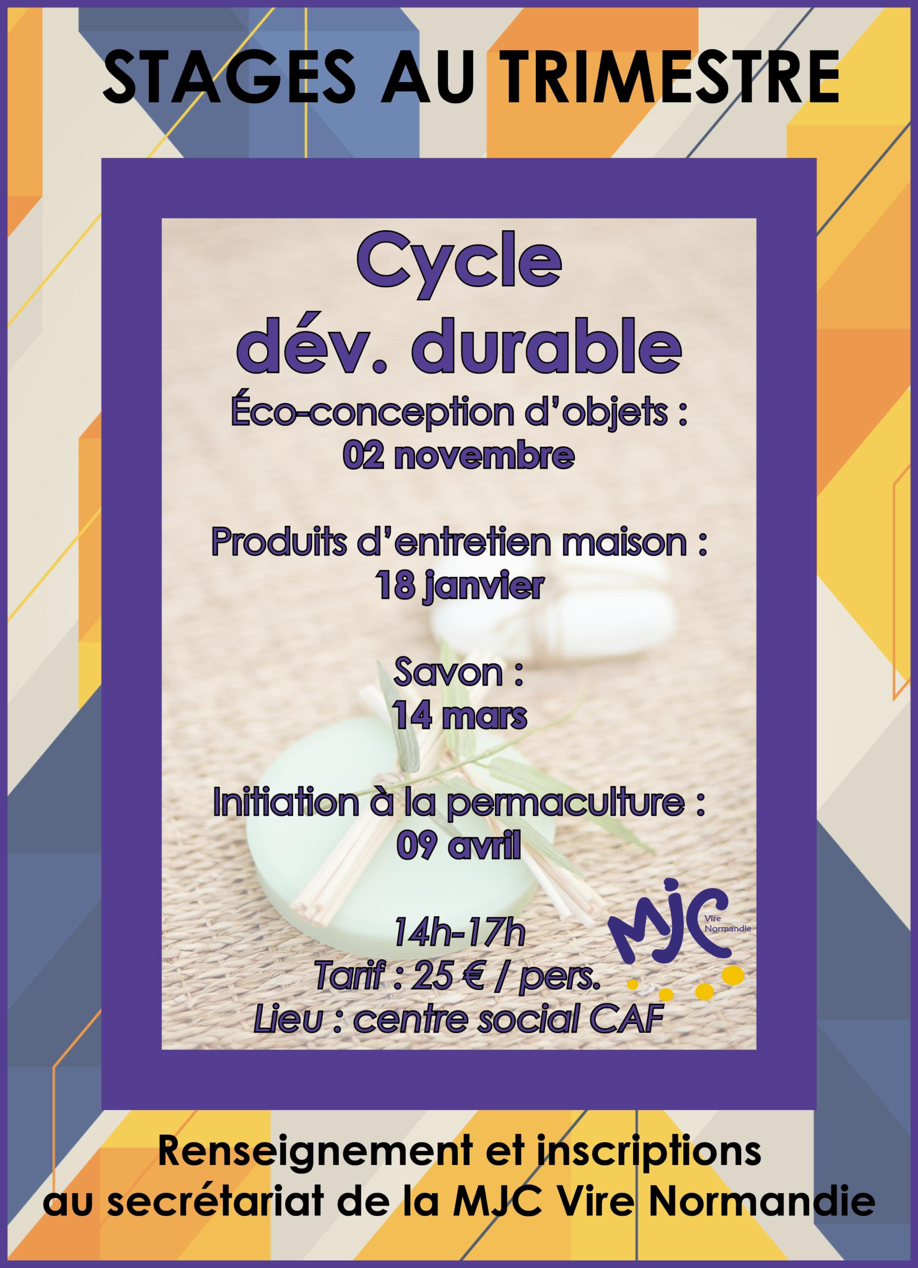cycle dev durable